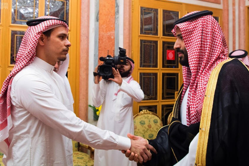 Saudi Khashoggi