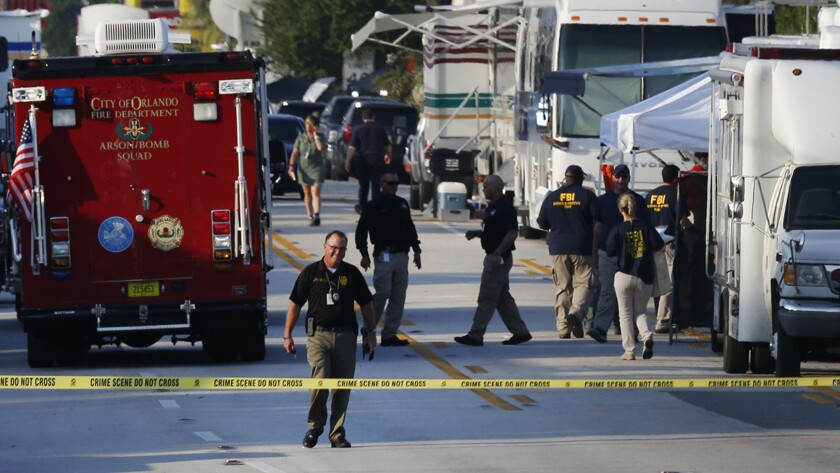 The FBI investigated the Orlando mass shooter for 10 months
