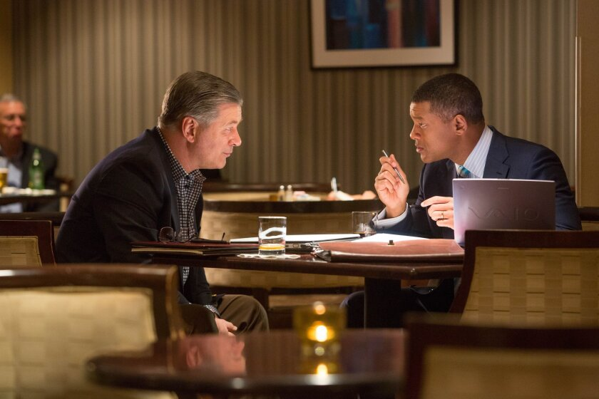 Alec Baldwin and Will Smith