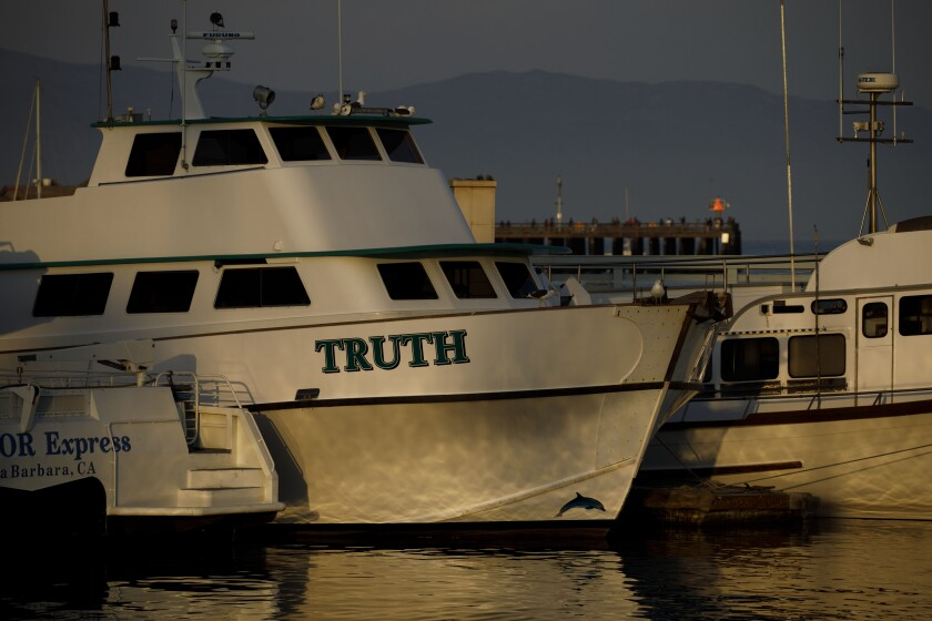 The Truth Aquatics vessel Truth is a sister ship of the Conception.