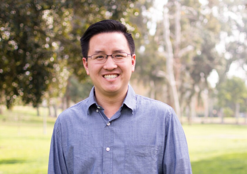 A graduate of UCSD, Kent Lee is executive director of PacArts and leads the San Diego Asian Film Festival.