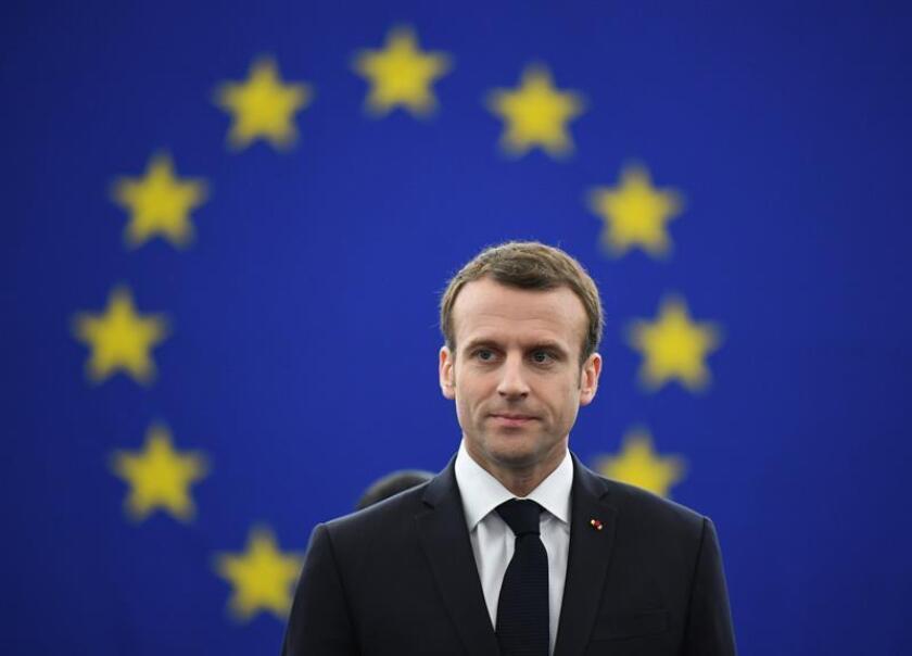 """Macron advierte a Trump que hacer una guerra """"contra todos"""" no funciona"""