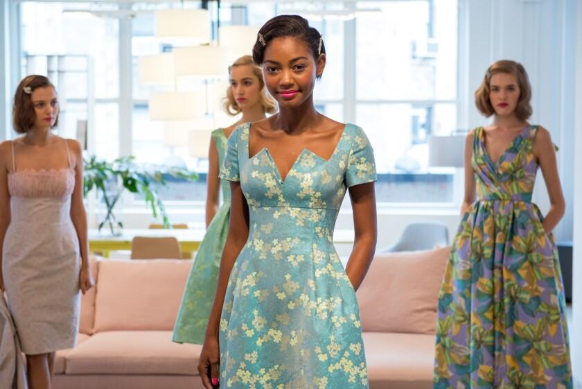 New York Fashion Week: Barbara Tfank