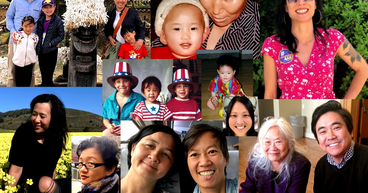 www.latimes.com: Listen to Asian adoptees about racism in America