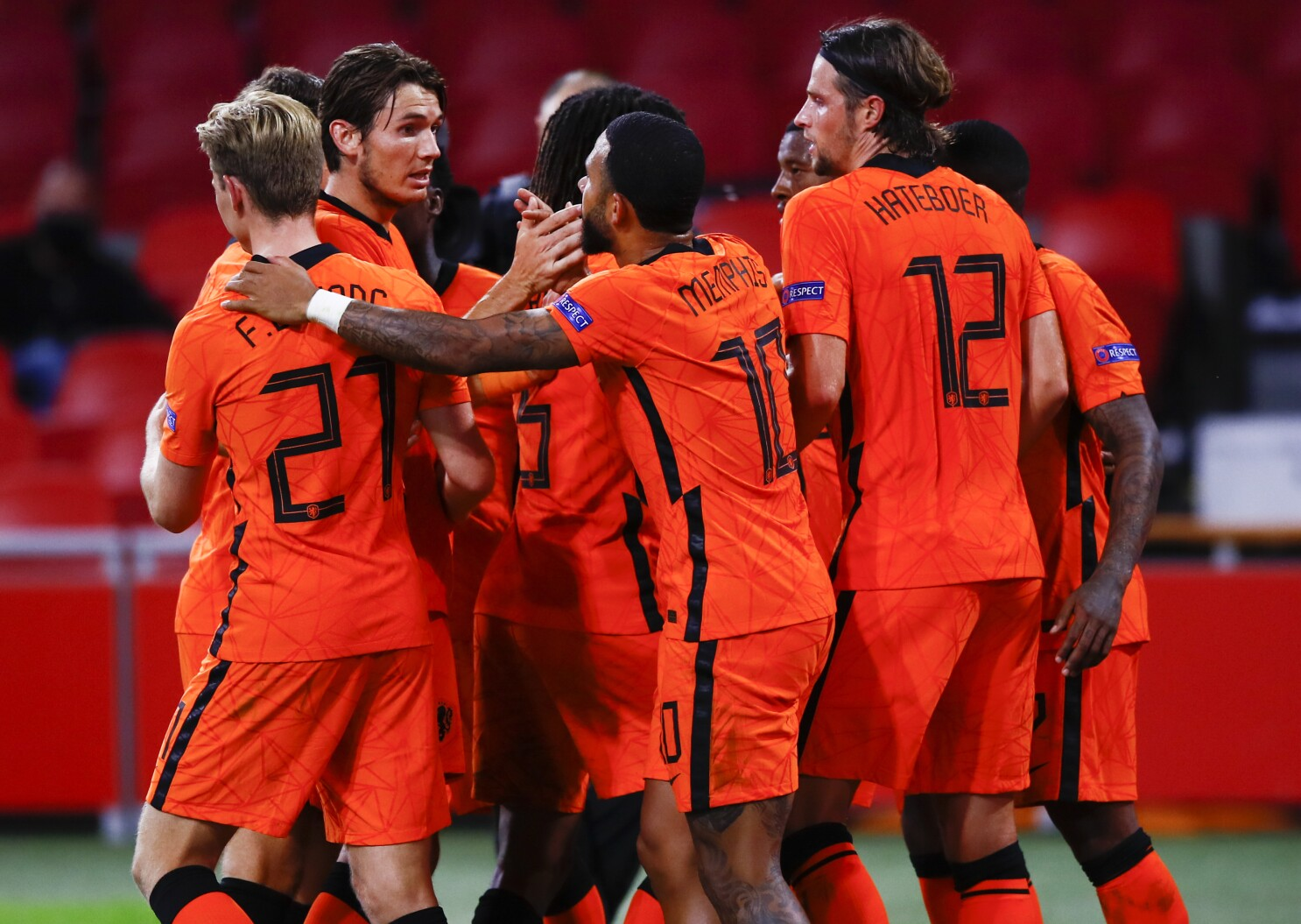 Steven Bergwijn Scores As Netherlands Beats Poland 1 0 The San Diego Union Tribune