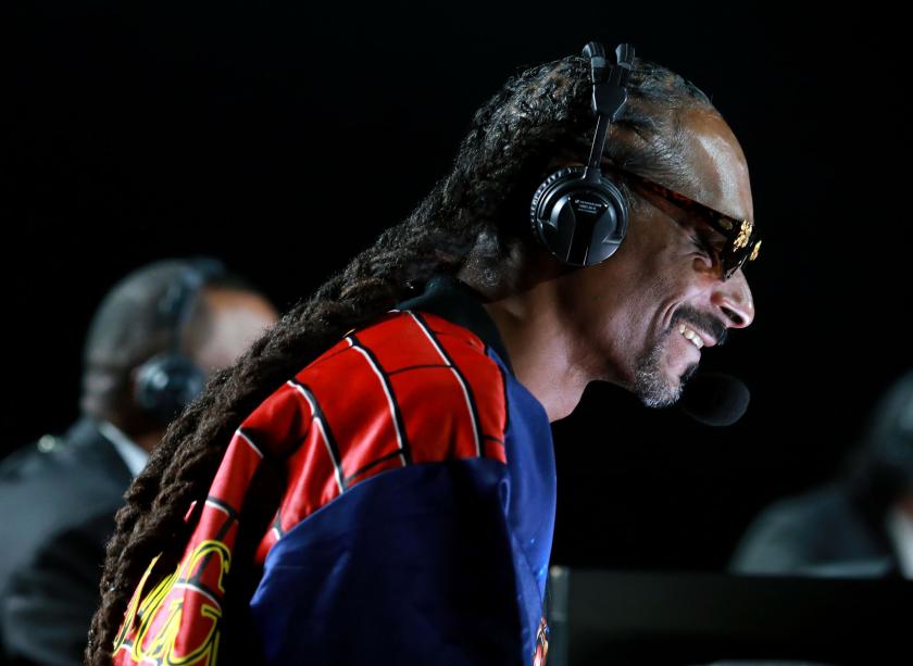 Snoop Dogg lanza una liga de boxeo, buscando el éxito donde otros en el hip-hop han fallado - Los Angeles Times