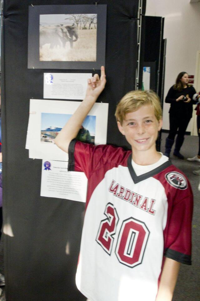 Torrey Hills PTA Reflections Showcase: 'Heroes Around Me'