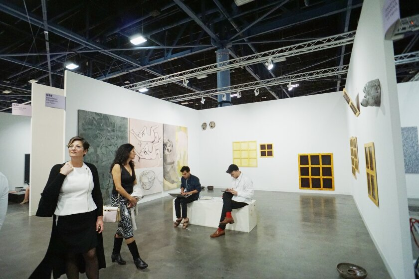Freedman Fitzpatrick Gallery At Art Basel Miami Beach