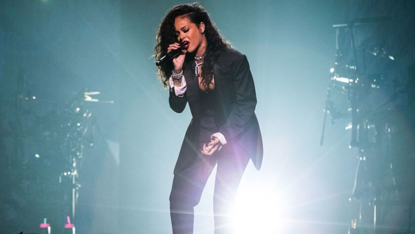 Universal Music Group has rights to music from artists including Rihanna.