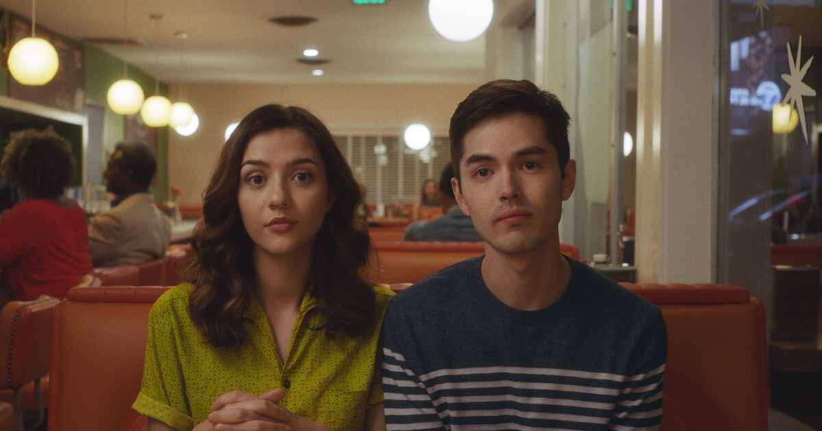 Review: Adorable 'Straight Up' is a rom-com for the 21st century - Los  Angeles Times