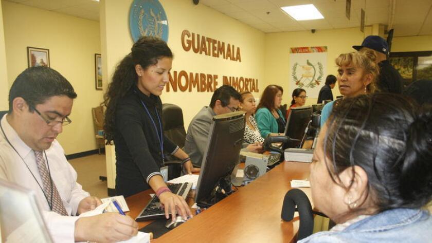 Antes que concluya el 2016 se esperan abrir cuatro consulados de Guatemala en Estados Unidos, la meta es que el próximo año se habiliten seis oficinas más.