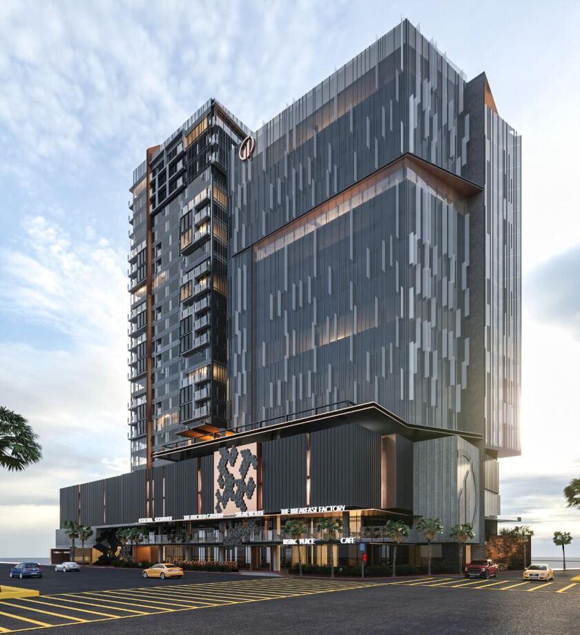 First look: $40M Tijuana mixed-use development - The San