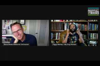 Festival of Books Author Q&A with Ziggy Marley