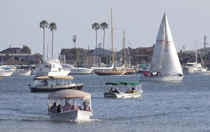 A tourism study published this month indicates that Newport Harbor generates $202.4 million annually in economic impact to Newport Beach, making it one of the city's most significant economic anchors.