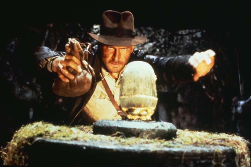 Harrison Ford has made Indiana Jones one of the most enduring characters in film.