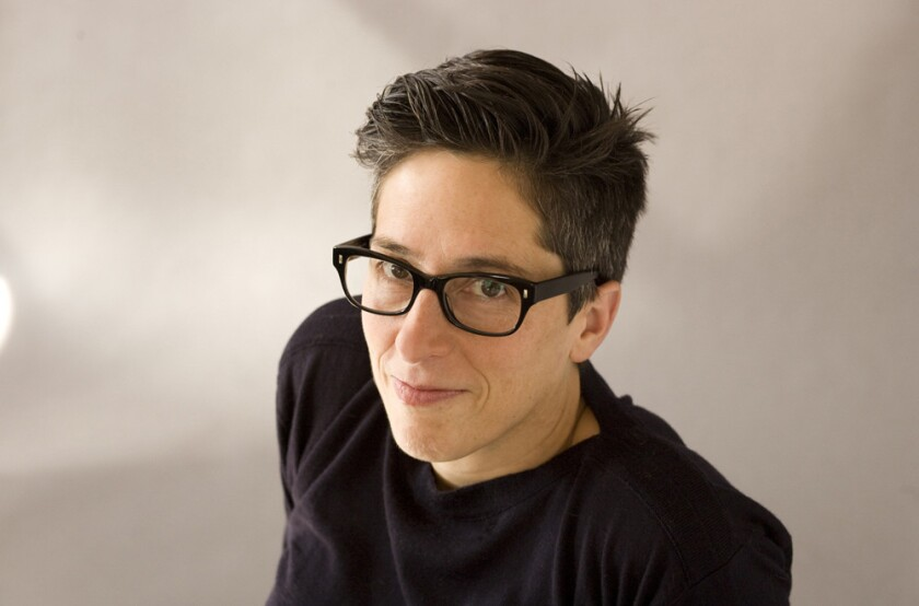 """Alison Bechdel's book """"Fun Home"""" is at the center of a controversy in South Carolina."""