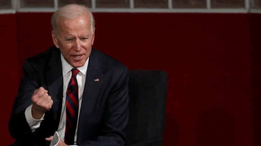 Former Vice President Joe Biden is widely admired in the Democratic Party. At the same time, he could face resistance from Democrats who say his time for leading the party has passed.