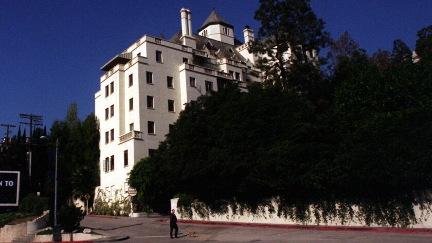 Chateau Marmont hotels