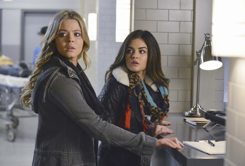 "Crew members from the ABC Family hit series ""Pretty Little Liars,"" pictured, and other shows will gather at the Capitol to ""give a behind-the-scenes demonstration of how the nation's favorite film and television shows become reality,"" according to a statement from the alliance."