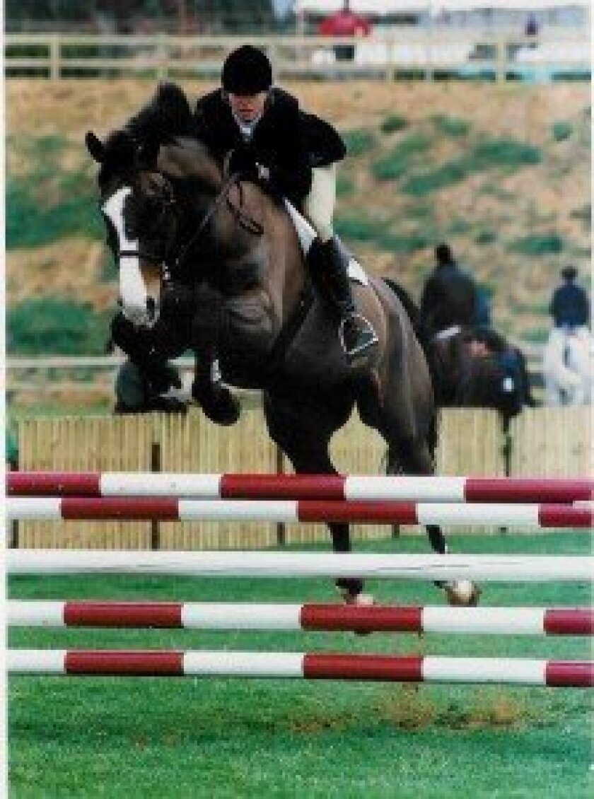Equestrian owner Lisa Rodgers has 30 years of riding experience. / Courtesy photo