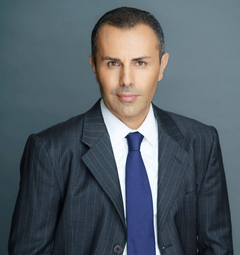 Robert Farzad, managing partner of Farzad & Ochoa Family Law Attorneys