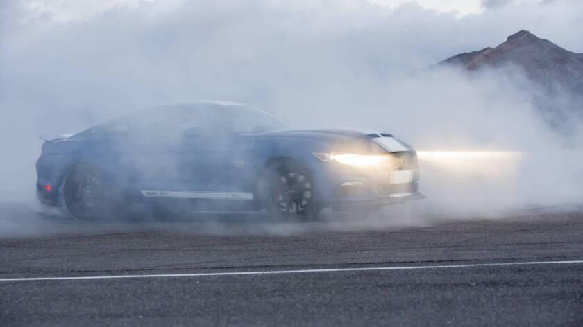 El Mustang Super Snake cumple 50 años.
