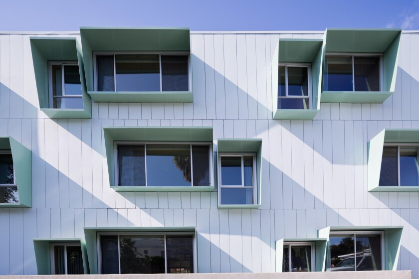 Broadway Housing in Santa Monica, by Kevin Daly Architects