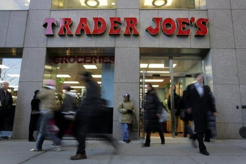 Trader Joe's targeted for meat with antibiotics, candy with lead