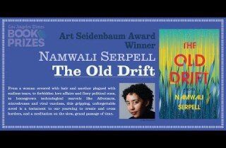 Los Angeles Times Book Prizes: Namwali Serpell, Art Seidenbaum Award