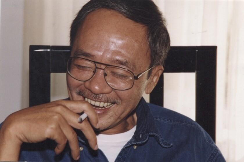 IMG DU TU LE, Vietnamese Poet