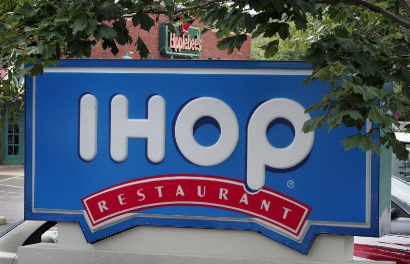 An IHOP manager has apologized after a server made a group of black teens in Maine pay for their meal up front.