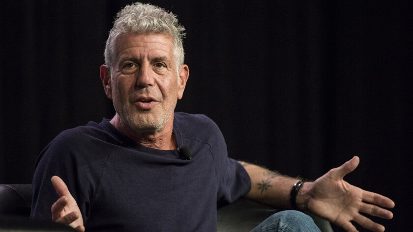 Where to watch old episodes of Anthony Bourdain's TV shows - Los