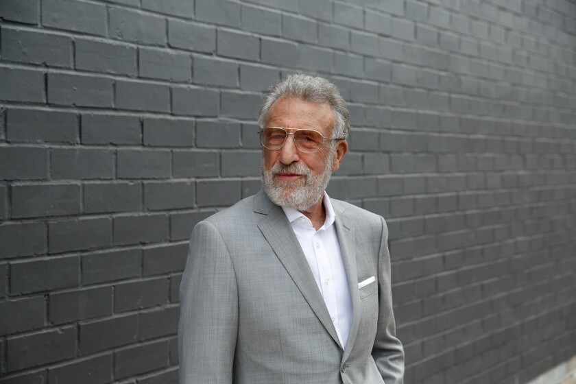 Men's Wearhouse founder George Zimmer reinvents himself