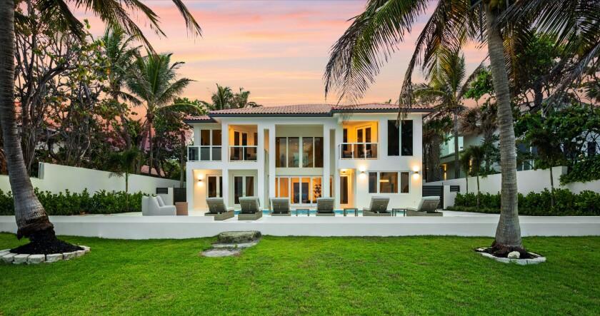 Sammy Sosa's former Florida mansion | Hot Property