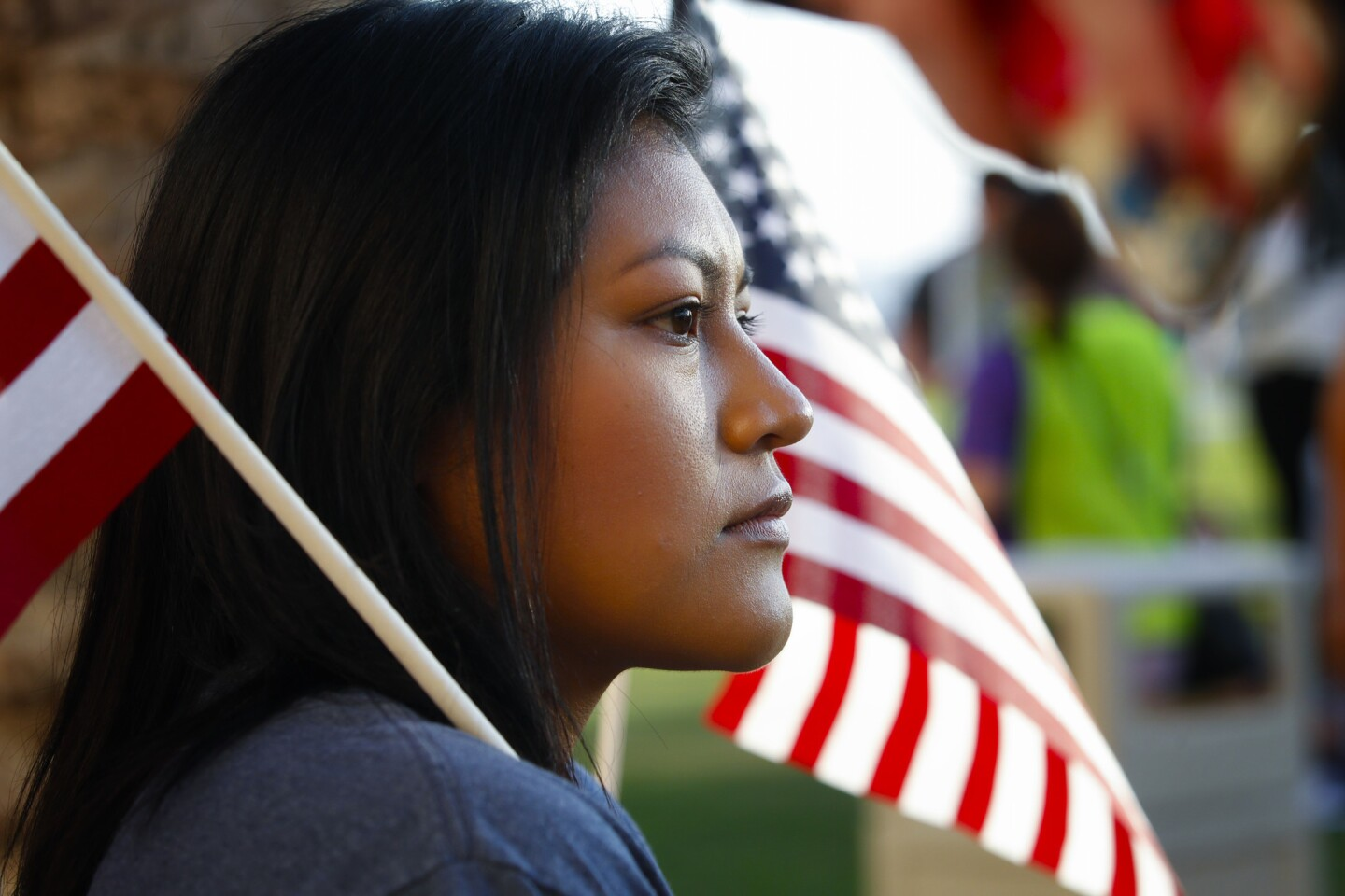 Rally for DACA support in San Diego