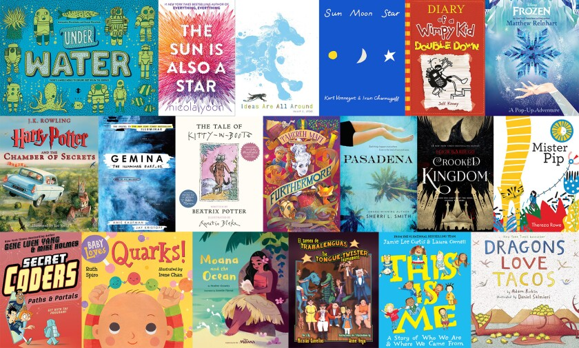 Holiday books guide: Kids