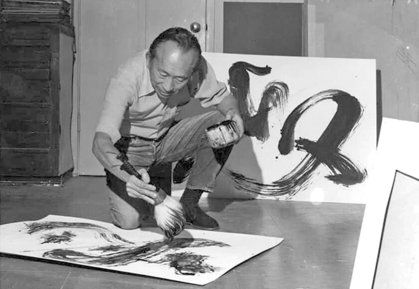 """Artist Tyrus Wong, who worked on the Disney classic """"Bambi"""" and had a long career as a fine artist and Hollywood storyboard designer, is the focus of Pamela Tom's documentary """"Tyrus."""""""