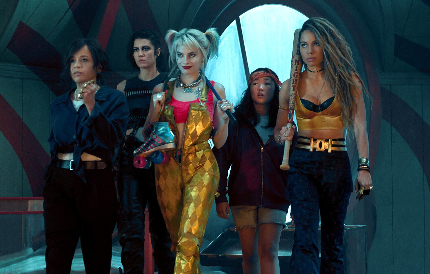 How Margot Robbie Set Harley Quinn Free In Birds Of Prey Los Angeles Times