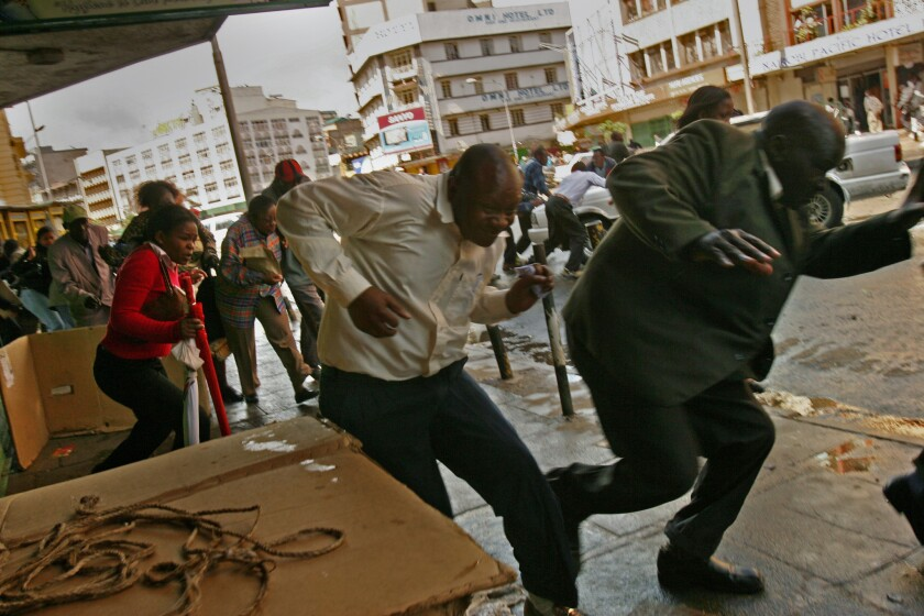 2009 Pulitzer finalists: Breaking News Photography