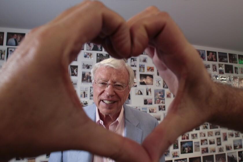 Neil Clark Warren, founder of eharmony.com, is retiring from day-to-day operational duties.