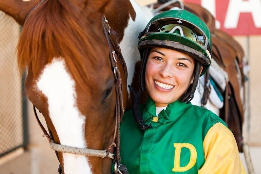 Kayla Stra has been given permission to breast-feed or change the diaper of her baby boy in the women's jockey room at Betfair Hollywood Park.