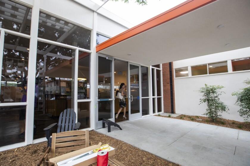 Gardner Street Women's Bridge Housing Center