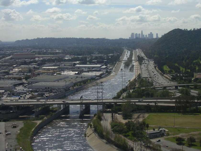 Glendale residents asked to step up, lobby for Los Angeles River restoration