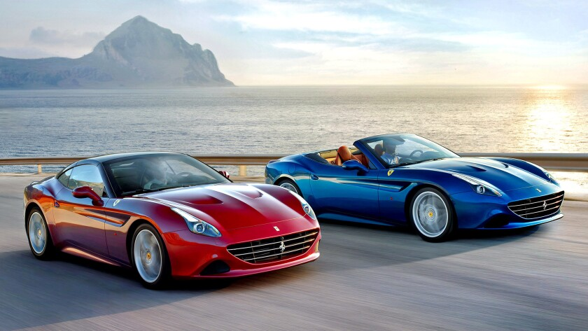 On the road, Ferrari's 2015 California T hardtop convertible is a more complete, refined effort than the initial 2008 model. And it's easy to live with as a daily driver, a refreshing change for something Italian.