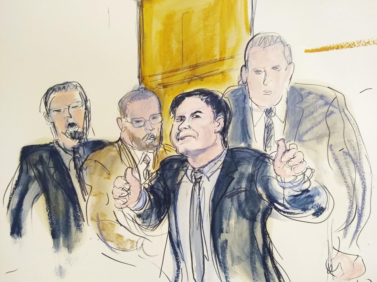 'El Chapo' verdict