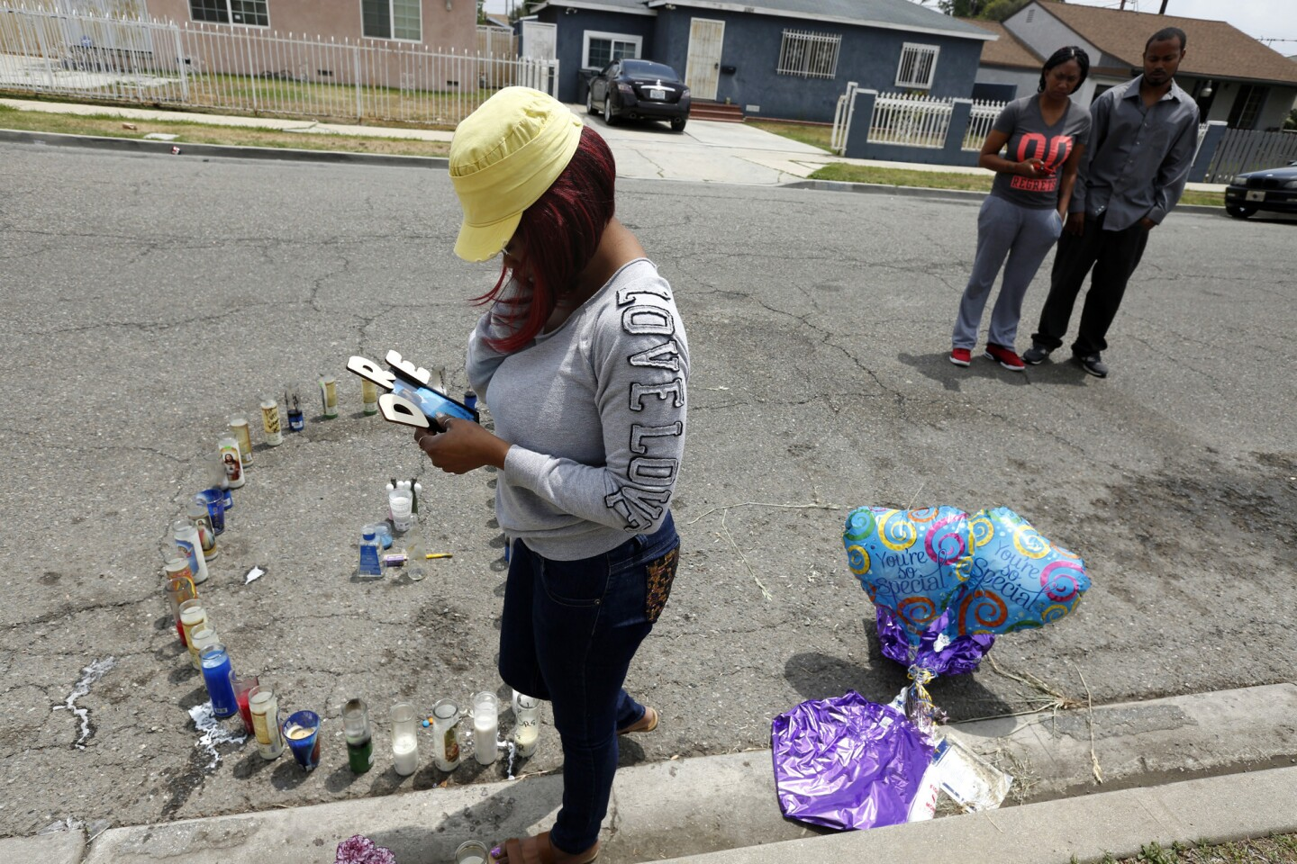Compton sees surge in gang-related killings