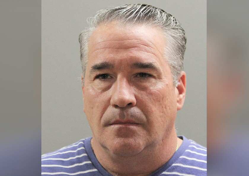 Off-duty Nassau Police Officer Richard Furboter is charged with exposing himself to women on June 25 and Sept. 12 in East Meadow, L.I.