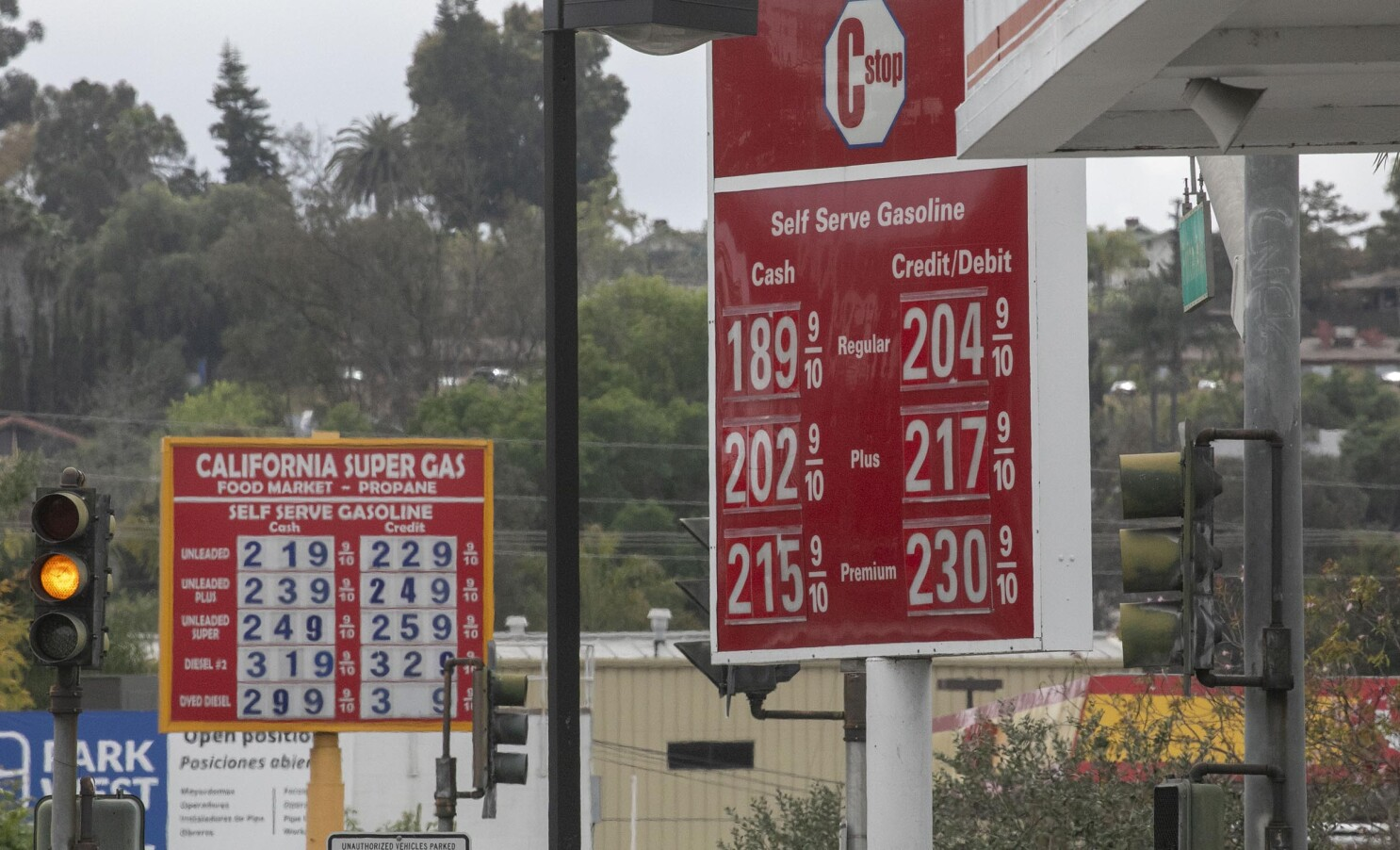 Why Do Gasoline Prices Drop More Slowly Than Oil Prices The San Diego Union Tribune