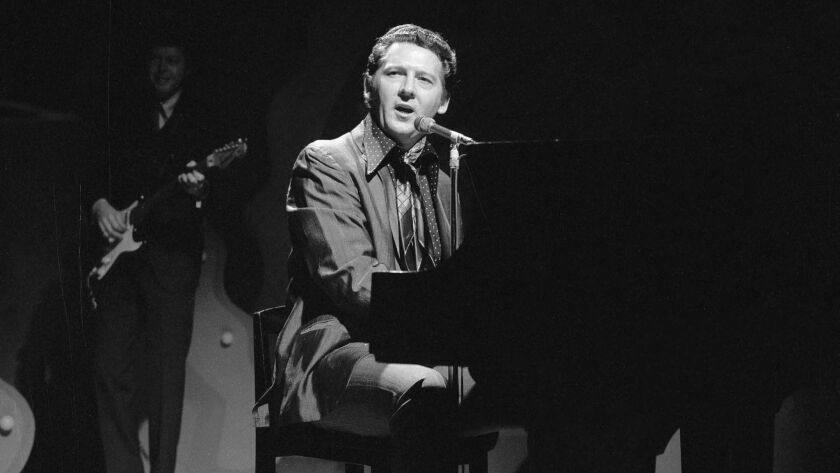 Jerry Lee Lewis On The Ed Sullivan Show