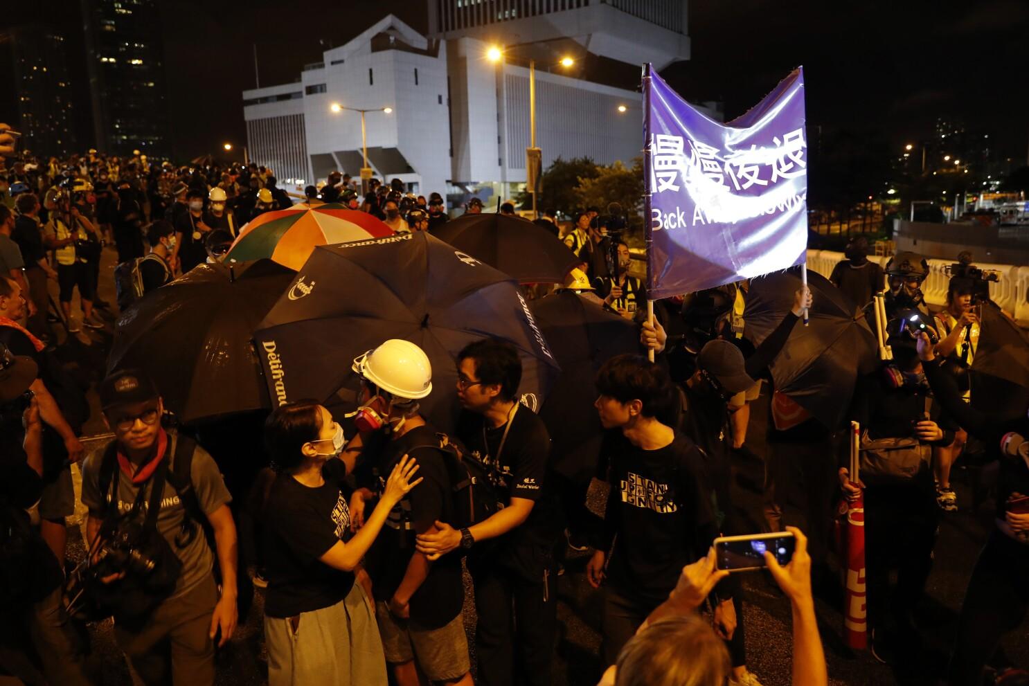 Facebook, Twitter accuse China of Hong Kong disinformation
